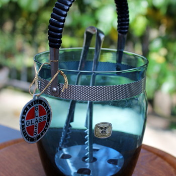 Mtaka ice bucket - Glassware