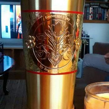 Wifes anniversary vase