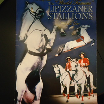 THE LIPIZZANER STALLIONS - Books