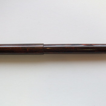 "Very early ""eyedropper"" pen"