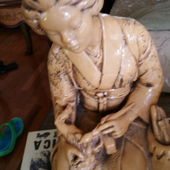 Japanese Statue - Asian