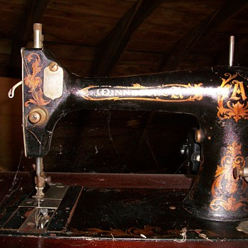 Minesotta sewing machine