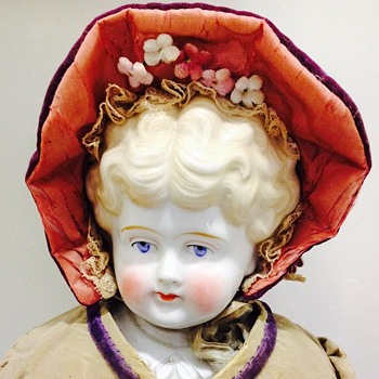 Pet Name China Head Doll