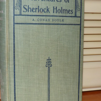 "ADVENTURES OF SHERLOCK HOLMES  1900 ""SPECIAL EDITION"" - Books"