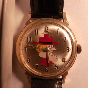 Dudley Do-Right Wrist Watch - Wristwatches