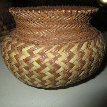 Mom's Baskets 10 - Native American