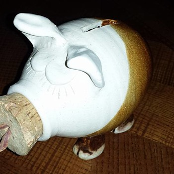 Piggy Bank - Pottery