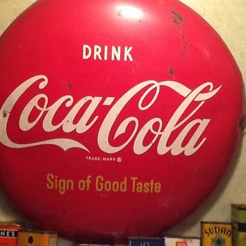 Sign of Good Taste - Coca-Cola