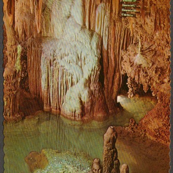 Luray Caverns, Virginia - Postcards