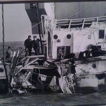 coast guard salvage of U.S.S.  Cuyahoga