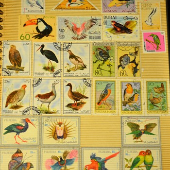 Postage Stamp Collection?? - Stamps