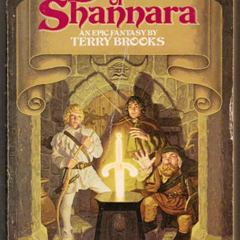 1977 - The Sword of Shannara - Books