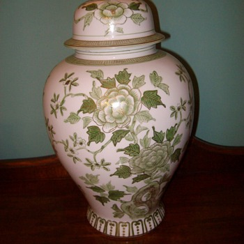Mid 1900's Japanese Vase