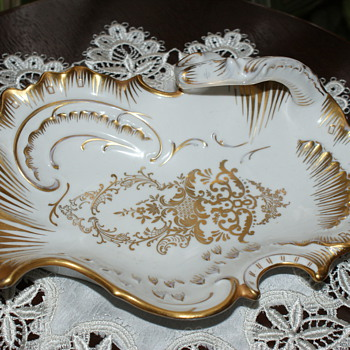 This one has been gathering dust for a while - China and Dinnerware