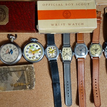 Boy Scout Watches - Outdoor Sports