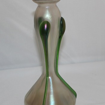 Tadpole Vase - Art Glass