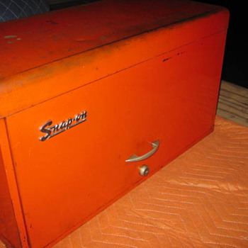 1960 Snap On KR58B