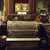 NCR #349 Brass cash register.