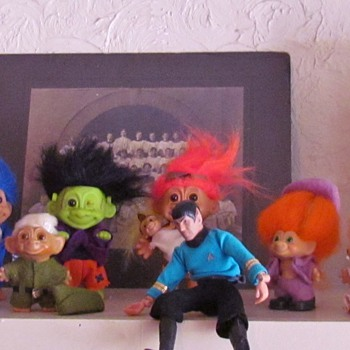 The Pointy-Ear Patrol: Band of Trolls and Mr. Spock