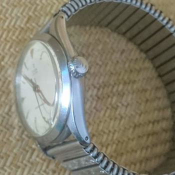 Tudor Oyster watch by Rolex 1957-58