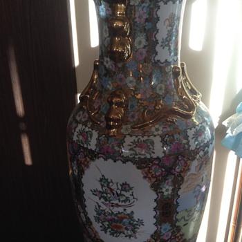 Vintage chinese vase?
