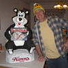 Say hello to my little friend-the Hamm&#039;s bear