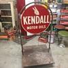 1948 Kendall sidewalk sign