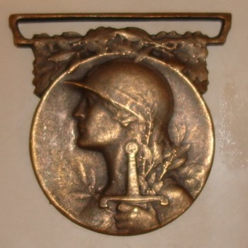 A French Grande Guerre WW1 medal