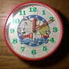 Tom & Jerry Clock 1985