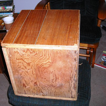 Homemade toolbox