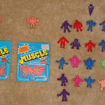 M.U.S.C.L.E. (Mattel toy line)