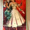 My 1949 cardboard coca cola sign
