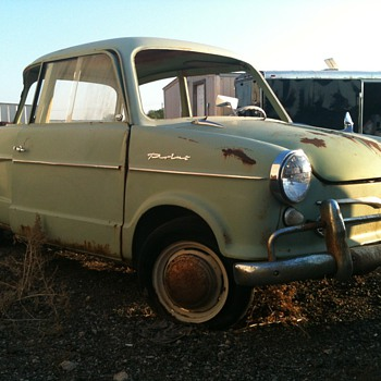 NSU Printz - Classic Cars