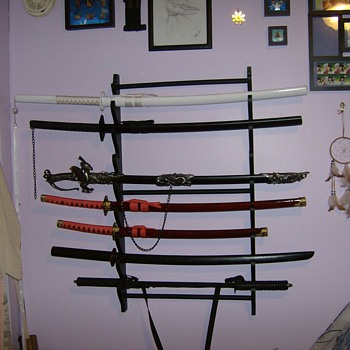 My Sword collection! XD