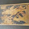 Vintage metal matchbox