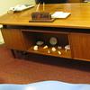 Teak Executive Desk