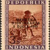 1949 - Indonesia Postage Stamps (Revolutionary)