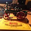 Steam roller matchbox
