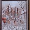 Boris Chezar oil & Sand painting