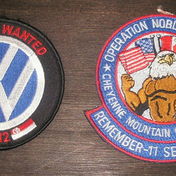 NORAD, Vance Air Force Class Patches