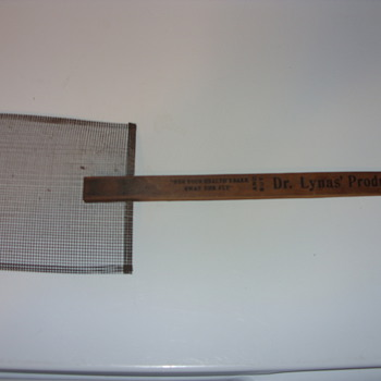ADVERTISING FLY SWATTER - Advertising