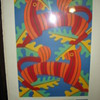 """""""COLORFUL PRINT or POSTER OF CATS""""  Need Your Help!!!"""