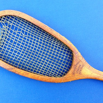 My Favorite Antique Tennis Collectibles - Outdoor Sports
