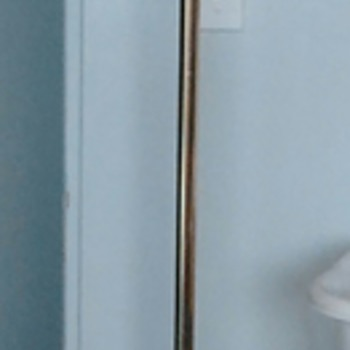 Elegant floor lamp