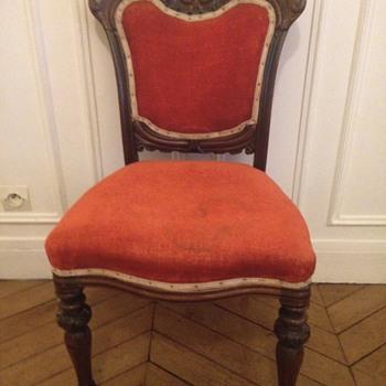 English chair