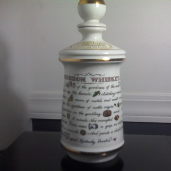 W.L Weller Decanter