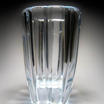 SVEN PALMQVIST  - Art Glass