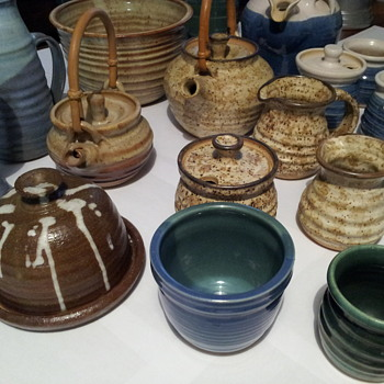Mike Smiley Pottery  - Art Pottery
