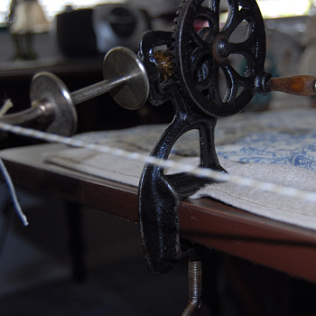 Antique Thread Corder - Sewing