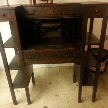 Desk of Mystery